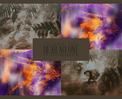 Dear No One Textures Pack by SpringSabila