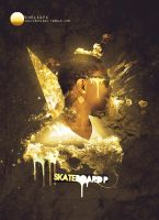Skateboard P by Che1ique