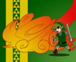 Celebrating The Wind Waker HD by sheggy