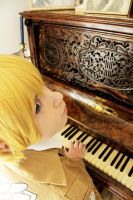 Armin Arlert piano by Smexy-Boy