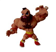 Zangief by planetbryan