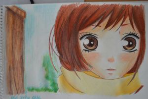 Ao Haru Ride / Blue Spring Ride by aBunny15