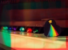 Musical Rainbow by cande-knd