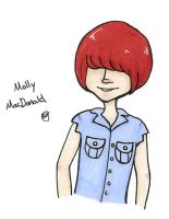 Molly MacDonald by nekobecki