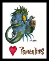 Pancake Love by TheCreationist