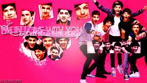 Little  Things-One  Direction  Wallpaper by JoDirectioner