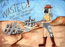 Get Wasted  by whatclaptrap