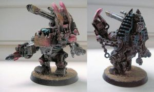 Ork Warboss by JaffaCakeLover