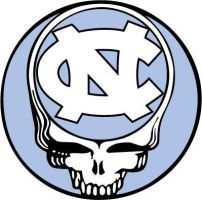 UNC Tarheels Steal Your Face by cpricecpa