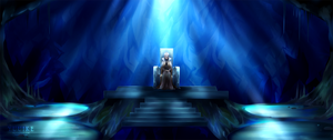 Commission :: Throne by yuuike