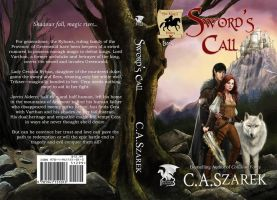 Sword's Call Cover layout by NicoleCadet