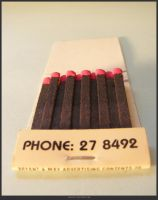 Unrestricted Object Stock - Matchbox 17 by shelldevil