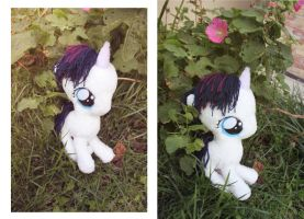 My Little Pony - Custom made plush pony by mermaidpony