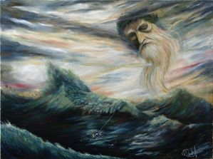 Poseidon God Of  the Oceans