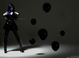 . my world of latex . by Countess-Grotesque