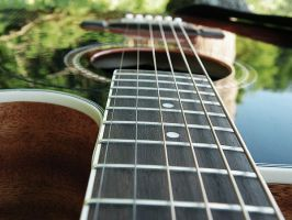 Guitar by aniver