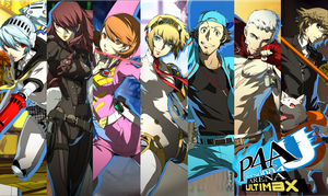 P4A Ultimax: Shadow Operatives (Parallel) by AkiyamaFC