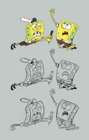 Spongebobs by brianpitt