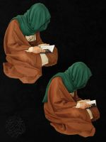 Arab's old style clothes 13 by Mustafa-H