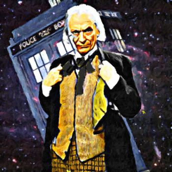 First Doctor by LowBassGuy
