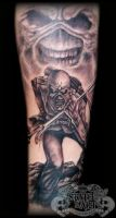 Eddie by state-of-art-tattoo