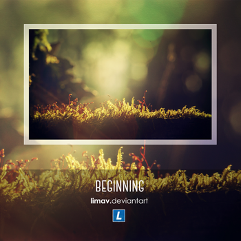 Beginning - Wallpaper by limav