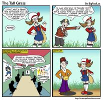 The Tall Grass 12 by BigRedJake
