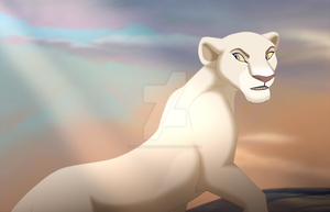 The Legend of Ma Di Tau - The Mother Of Lions by EyesInTheDark666