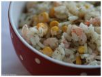 Risotto with Shrimps by sellerie