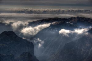 Madeira Mountains by heimdall79