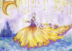 Moon Princess by KazeHA