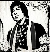 .:Zacky Vengeance - Avenged Sevenfold:. by Painting-Is-Life