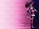 Monster High Draculaura Desktop Computer Wallpaper by Ashleykat