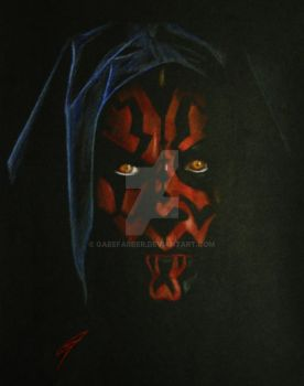 Darth Maul by GabeFarber