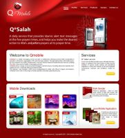 Qmobile home1 by safialex83