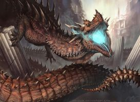 -Dragon- by arvalis