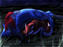 Night Lovers by pipamir