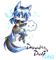 Drawing Day 2010 by Chibi-Nuffie