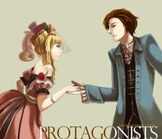 ConP: Protagonists by Incross