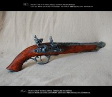 Old gun 2 by Mithgariel-stock
