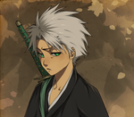 young hitsugaya by ilyesgnei