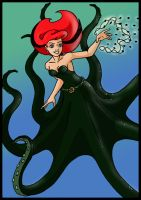 What if...Ariel by whisperelmwood