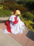 Touhou Hourai Doll Cosplay - Flower Admiration by Naudae