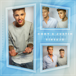 +Cody y Justin photopack by ForeverTribute