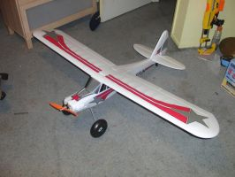 New Plane she is done by EROCKERTORRES