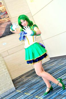 Sailor Moon: Sera Myu Neptune by EndofForever