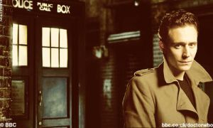 Hiddles as the Doctor by anariel-ka