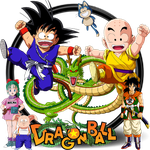 Dragonball  Icons 2 by DarkSaiyan21