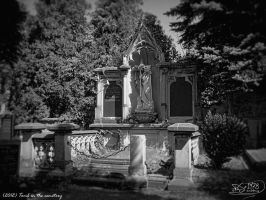 Tomb in the cemetery by PaSt1978