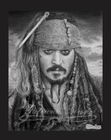 Jack  Sparrow by Patricias2